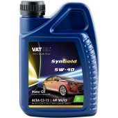 Vatoil SynGold 5W-40 Синтетическое моторное масло
