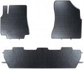 Geyer Hosaja Коврики в салон для Peugeot 208 '12-, резиновые черные