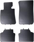 Geyer Hosaja Коврики в салон для BMW 3 E90-91-92-93 '04–12, резиновые черные