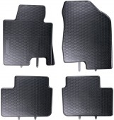 Geyer Hosaja Коврики в салон для Hyundai I30 II '12- / Kia Ceed II '12-, резиновые черные