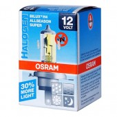 Osram 64193 ALS Allseason H4 12V 60/55W P43t Автолампа галогенная