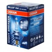 Osram Night Breaker Plus 64193 H4 12V 60/55W ��������� ����������, 1��
