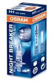 Osram 64210 NBP NIGHT BREAKER PLUS H7 12V 55W PX26d Автолампа галогенная
