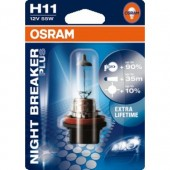 Osram Night Breaker Plus 64211 H11 12V 55W ��������� ����������, 1��