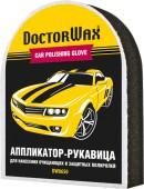 Doctor Wax Апликатор рукавица для нанесения полировочной пасты (DW8650)