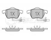 MEYLE 025 230 1820/W Тормозные колодки, к-т дисковые