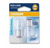 Osram Original Spare Part P21/4W 12V 25/5W Автолампа галогенная, 2шт