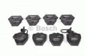 Bosch 0 986 424 690 Тормозные колодки, к-т дисковые