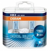 Osram Cool Blue Intense 9005 HB3 12V 60W ��������� ����������, 2��