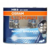 Osram Night breaker plus 9005 HB3 12V 60W ��������� ����������, 2��