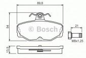 Bosch 0 986 469 810 Тормозные колодки, к-т дисковые