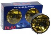 DLAA 1090B Y Дополнительные фары противотуманные, 2шт