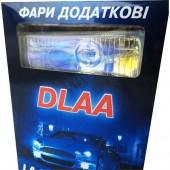 DLAA 111 RY Дополнительные фары противотуманные, 2шт