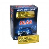 DLAA 111 Y Дополнительные фары противотуманные, 2шт