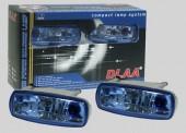 DLAA 2300II BL Дополнительные фары противотуманные, 2шт