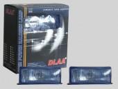 DLAA 444 BL Дополнительные фары противотуманные, 2шт
