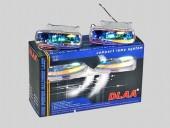 DLAA 2300 RY Дополнительные фары противотуманные, 2шт