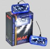 DLAA 555 BL Дополнительные фары противотуманные,  2шт