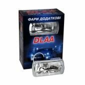 DLAA 555 W Дополнительные фары противотуманные, 2шт