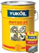 Yukoil Литол-24 Смазка литиевая универсальная