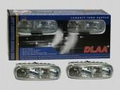 DLAA 600 W Дополнительные фары противотуманные, 2шт