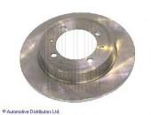 BLUE PRINT ADC44382 Тормозной диск, 1шт