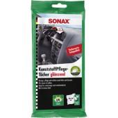 Sonax Влажные салфетки для очистки пластика
