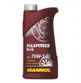 Mannol SYNPOWER 4x4 SAE 75W-140 API GL-5 LS Трансмиссионное масло