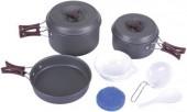 MFH Набор алюминиевой посуды, средний