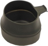 MFH Fold-A-Cup Чашка складная пластиковая темно-зеленая, 200мл