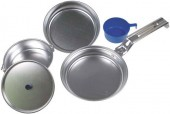 Mfh De Lux Набор походной посуды алюминиевый