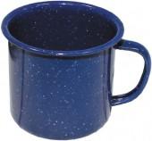 MFH Кружка эмалированная синяя, 350мл