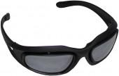 Mfh Assault Армейские спортивные очки черные с 3 дополнительными стеклами