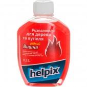 Helpix Разжигатель для дерева и углей жидкий, вишня