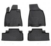 Novline Коврики в салон для Lexus RX '12-15, полиуретан черные