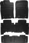 Novline Коврики в салон для Lexus GX 460 '09-, полиуретан черные