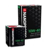 Nanoprotec Diesel Engine Oil 10W-40 Дизельное полусинтетичское моторное масло