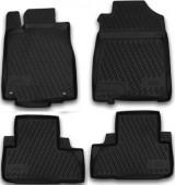 Novline Коврики в салон для Honda CR-V '12-, полиуретан черные