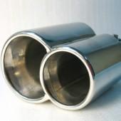 CarEx Насадка на глушитель YFX-0166