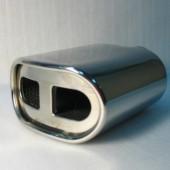 CarEx Насадка на глушитель YFX-0337