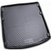 Novline Коврик в багажник Audi A4 '00-08 седан, полиуретановый черный