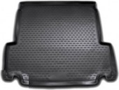 Novline Коврик в багажник BMW 3 E91 '05-11 универсал, полиуретановый черный