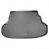 Novline Коврик в багажник Chery A13 '11-, полиуретановый черный