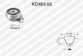 SNR KD453.02 Комплект ремня ГРМ