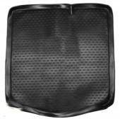 Novline Коврик в багажник Citroen C-Elysee '13-, полиуретановый черный