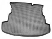 Novline Коврик в багажник Fiat Albea '02-11, полиуретановый черный