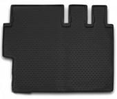 Novline Коврик в багажник Ford Tourneo Custom '13-, полиуретановый черный