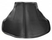 Novline Коврик в багажник Honda Accord '13-, полиуретановый черный