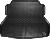 Novline Коврик в багажник Hyundai Elantra AD '16-, полиуретановый черный