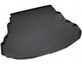 Novline Коврик в багажник Hyundai Genesis '12-, полиуретановый черный
